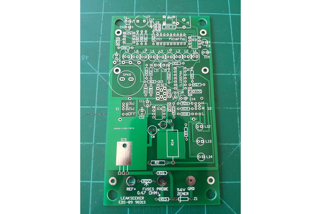 EDS Inc LeakSeeker 89 PCB 1