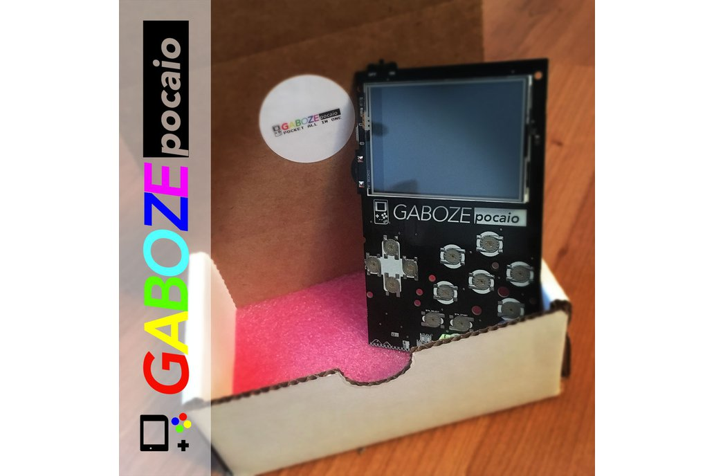 Gaboze Pocaio - Game Boy Pocket All In One 8