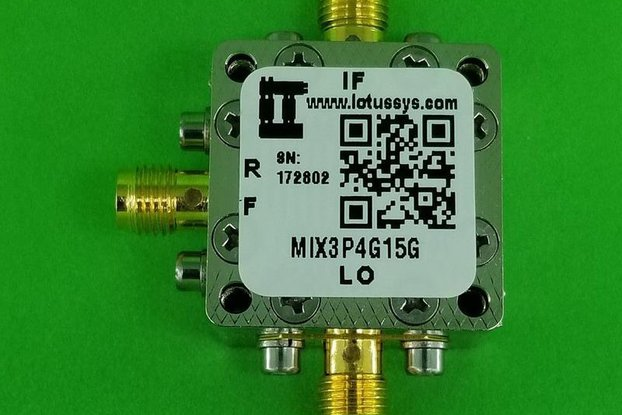 Frequency Mixer 3.4G - 15GHz RF (Passive)