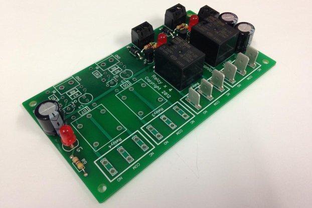 2 Relays, 9v, I/O Module Kit (#5516)