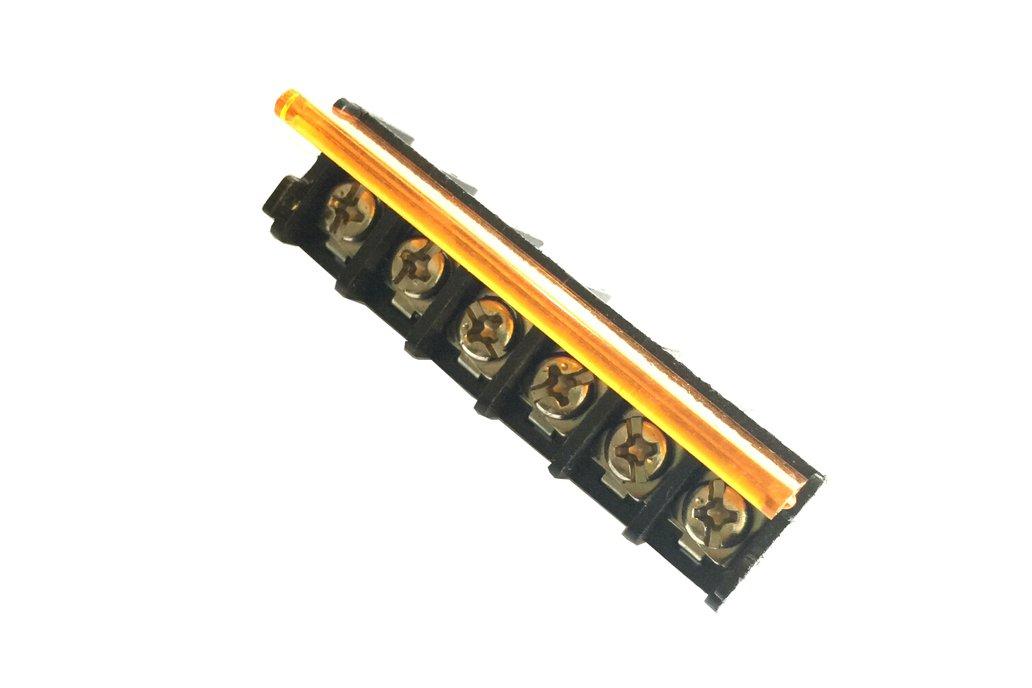 5pcs/lot HB-9500 Terminal Block Connector 5