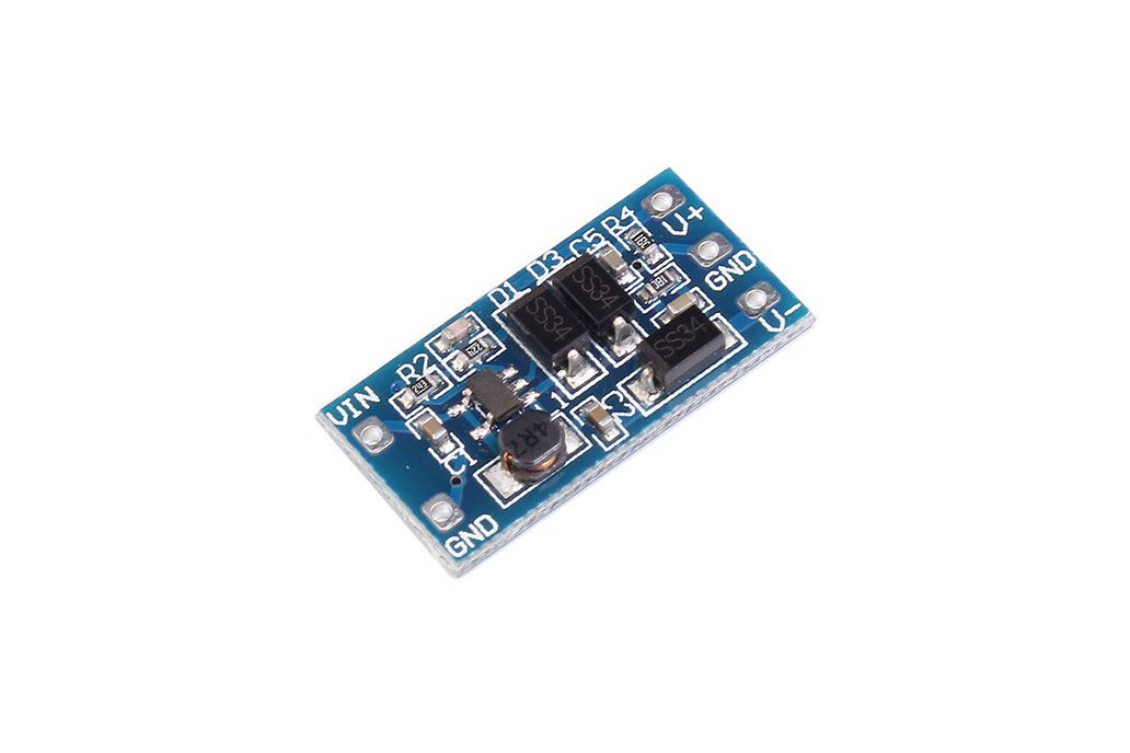 DC Voltage Converter Board 2.8V-5.5V(10526) 1