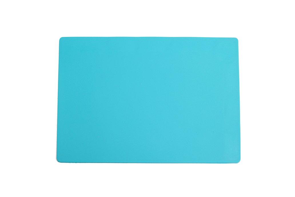 DANIU 34x23cm Heat Resistant Silicone Pad Desk 8
