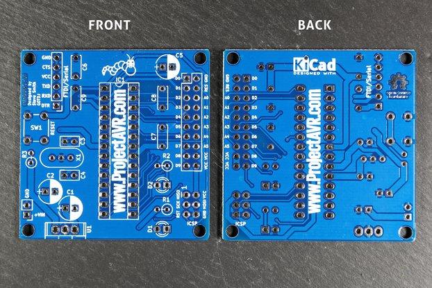 minDUINO v1.6k - Bare Board