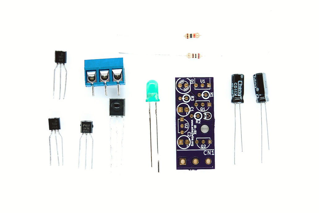IR Receiver Kit 1