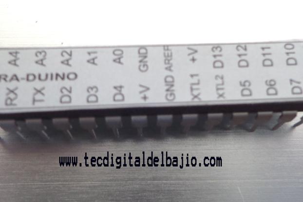 ATMEGA328P-PU,  with Arduino UNO Bootloader