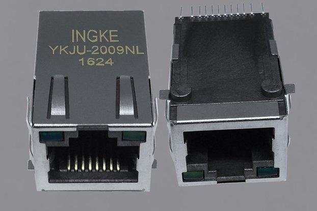 ARJE-0034 SMT RJ45 Magjack Connector