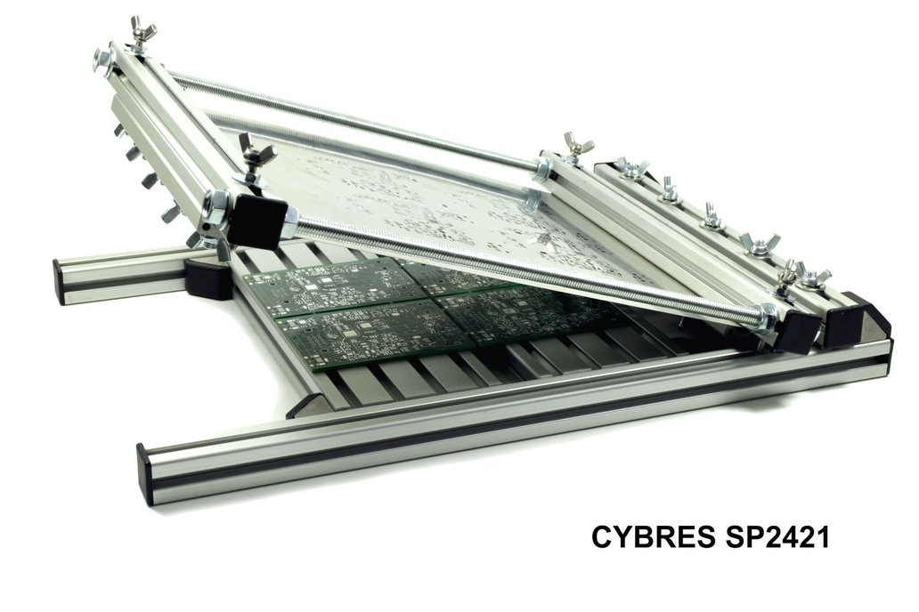 CYBRES SP2421 stencil printer 1