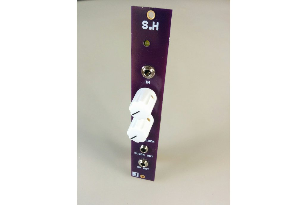 Eurorack Sample and Hold (PCB and Panel) 1
