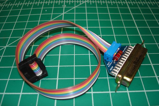 DLVDB25 DLV11-J RS-232 Adapter Cable