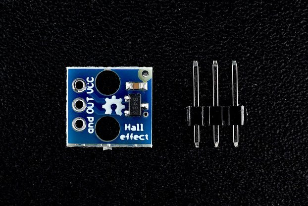 Hall effect sensor (made by e-radionica)