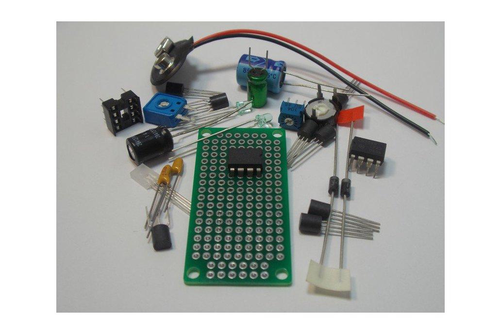 LM317LZ  Adjustable Voltage Reg Kit (#1375) 1