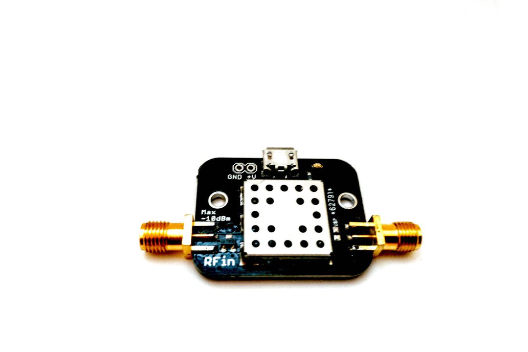 433 MHz Filtered Low Noise Amplifier LNA G=40dB 1