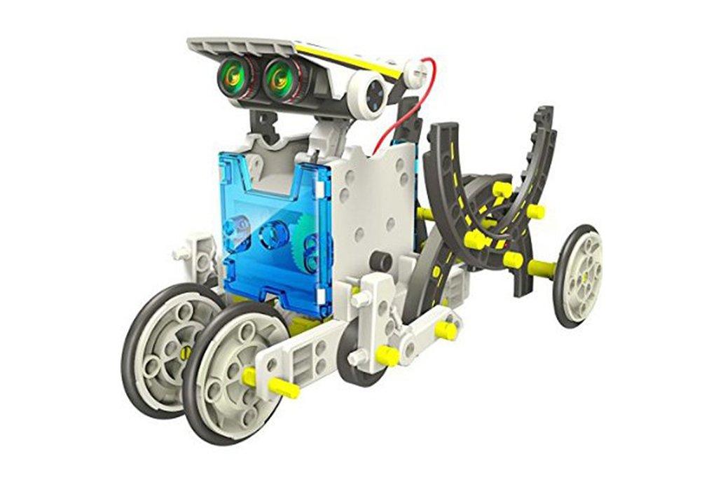 Solar Robot 5