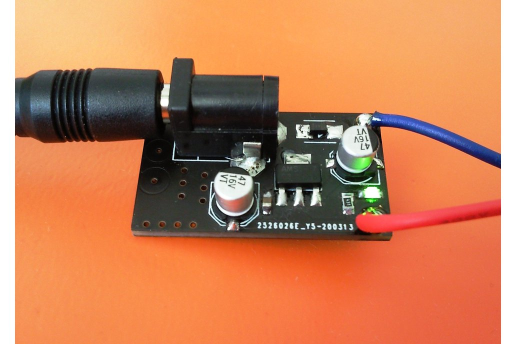 Mini Power Supply Board 1