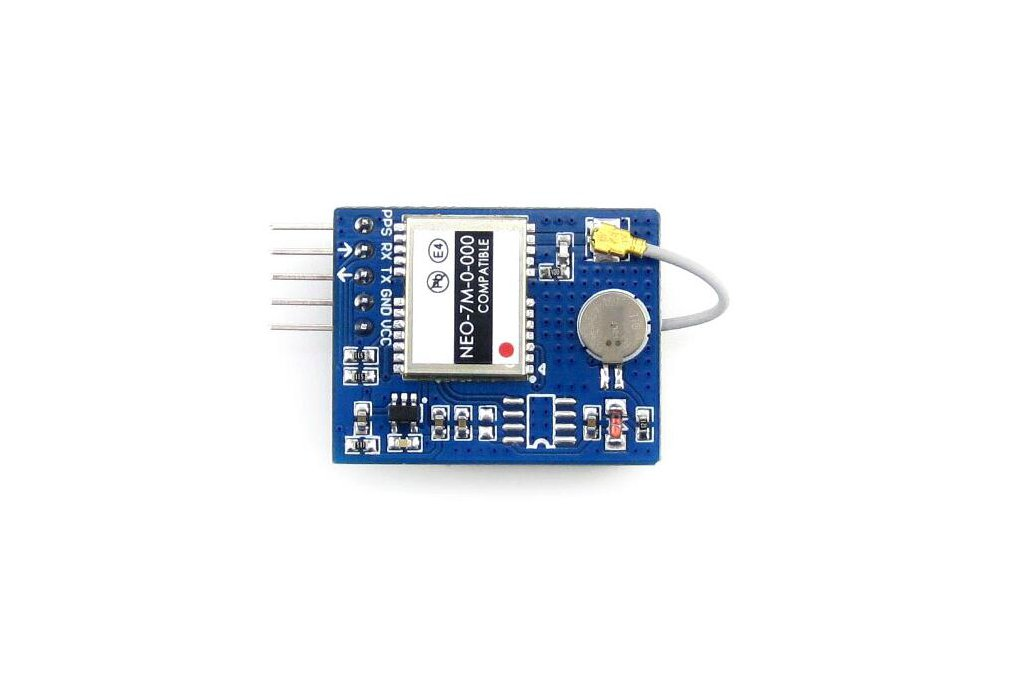 GRS module Compatible with U-BLOX NEO-7M 5