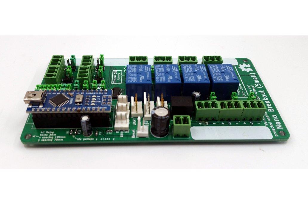 Small Arduino Nano Breakout 1