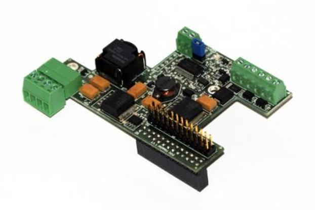 Battery shield for Raspberry Pi