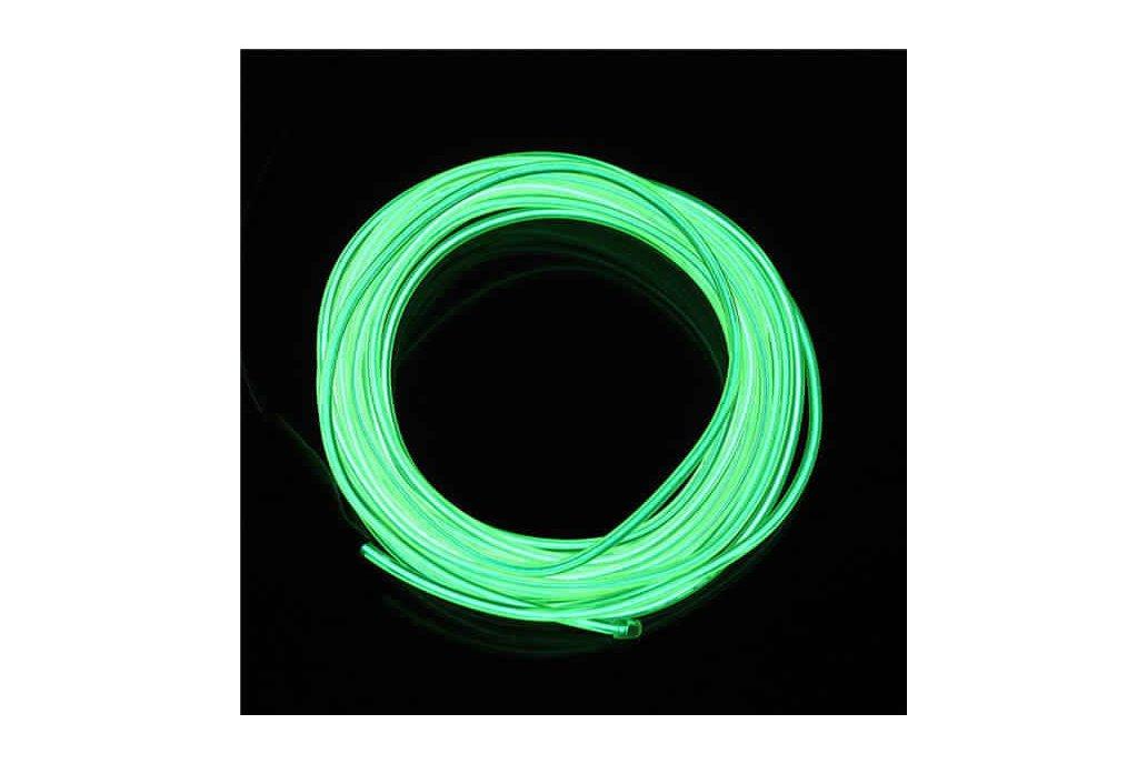 4M 10 colors 3V Flexible Neon EL Wire Light Dance  8