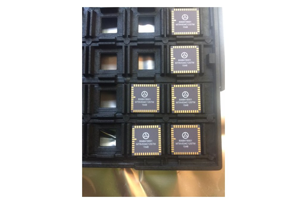 MT9V034 Monochromatic Image Sensor 1