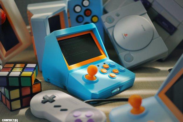 CompactPi Mini Arcade - CPi01