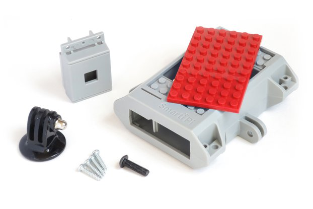 SmartiPi Raspberry Pi B+/2 case kit #2