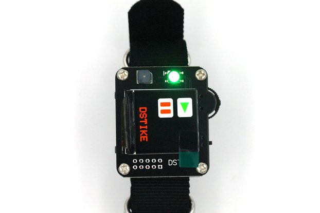 DSTIKE ESP32 Watch DevKit