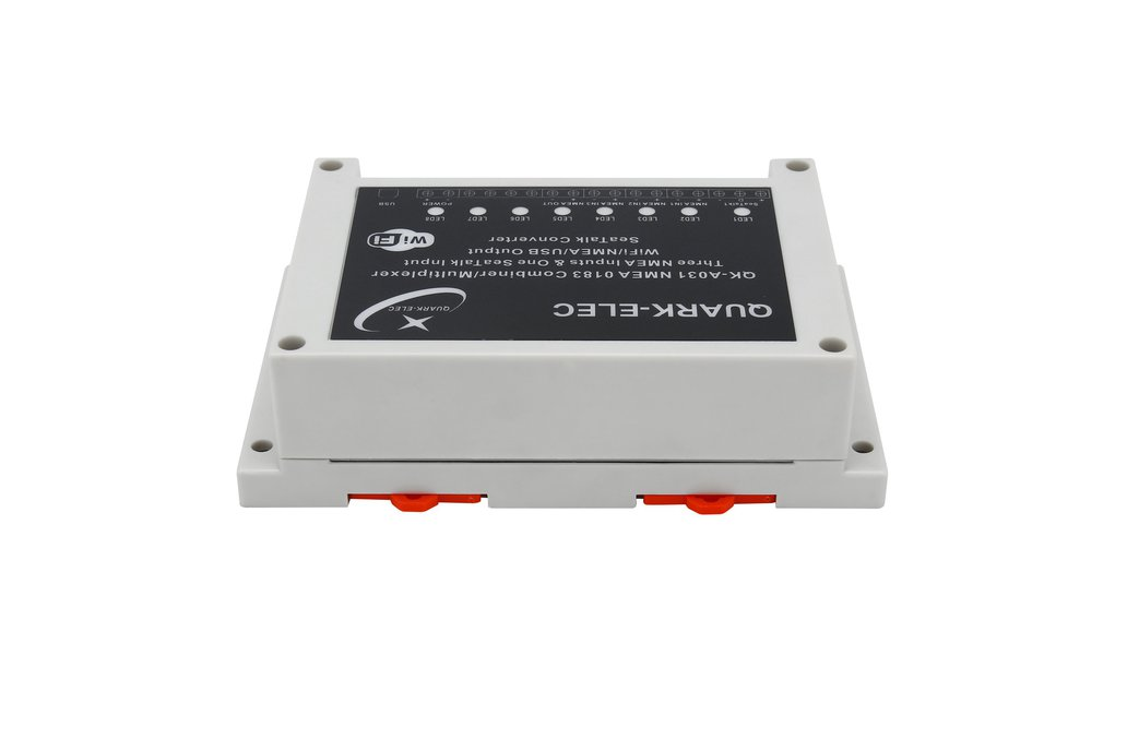 QK-A031 NMEA 0183 Multiplexer with SeaTalk Convert 7