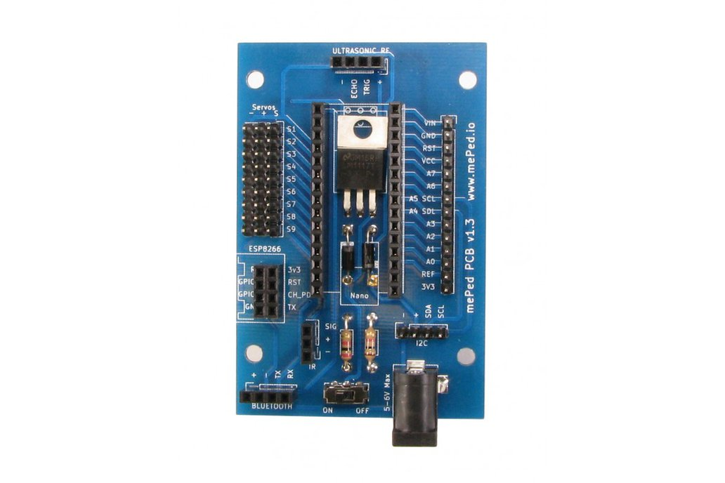 LittleArm 2C Arduino Robotics Kit 9
