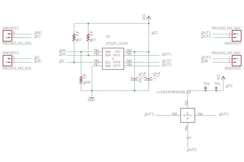 IS31FL3194 Programmable 3-Channel LED Driver 4