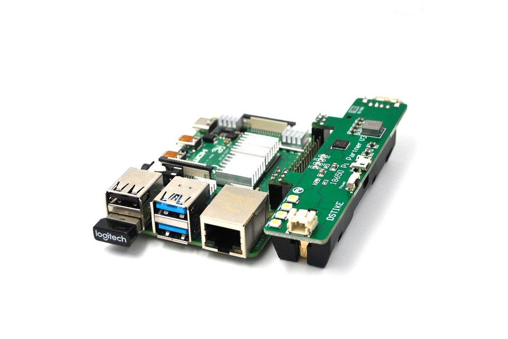 DSTIKE 18650 Pi Partner V3 1