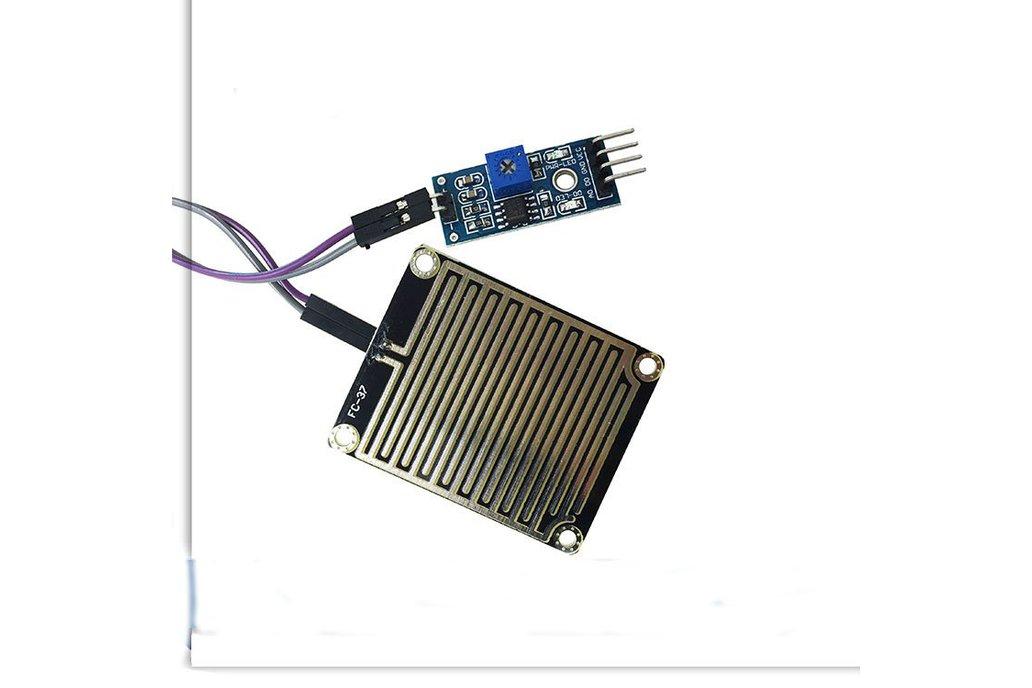 Rain Detection Sensor for Arduino (2431) 2