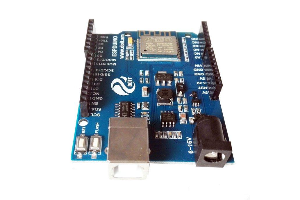 ESPDuino=WiFi +Arduino UNO R3 3
