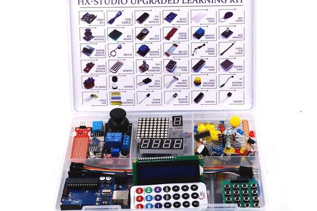 Arduino UNO R3 RFID Starter Kit