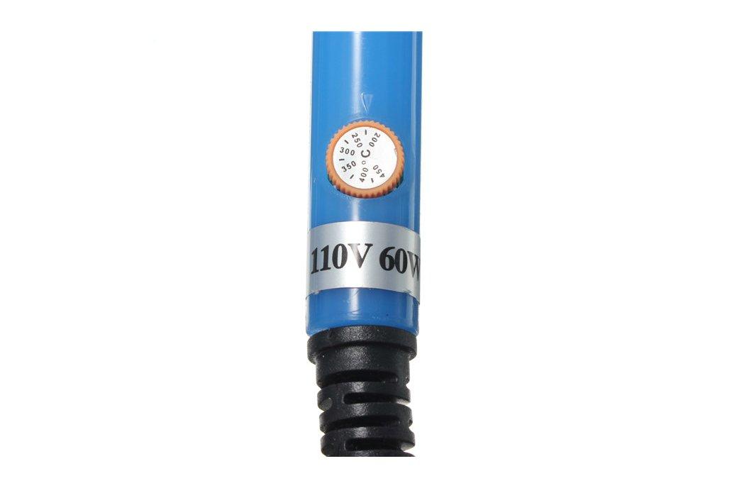 Adjustable Electric Temperature Soldering Iron Gun 5