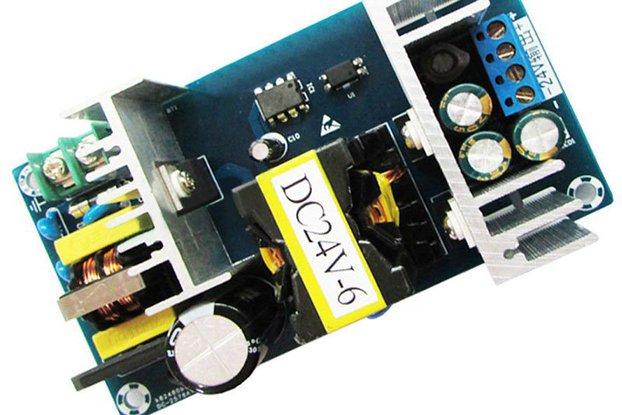 Power Supply Module - AC 100-240V 50/60HZ