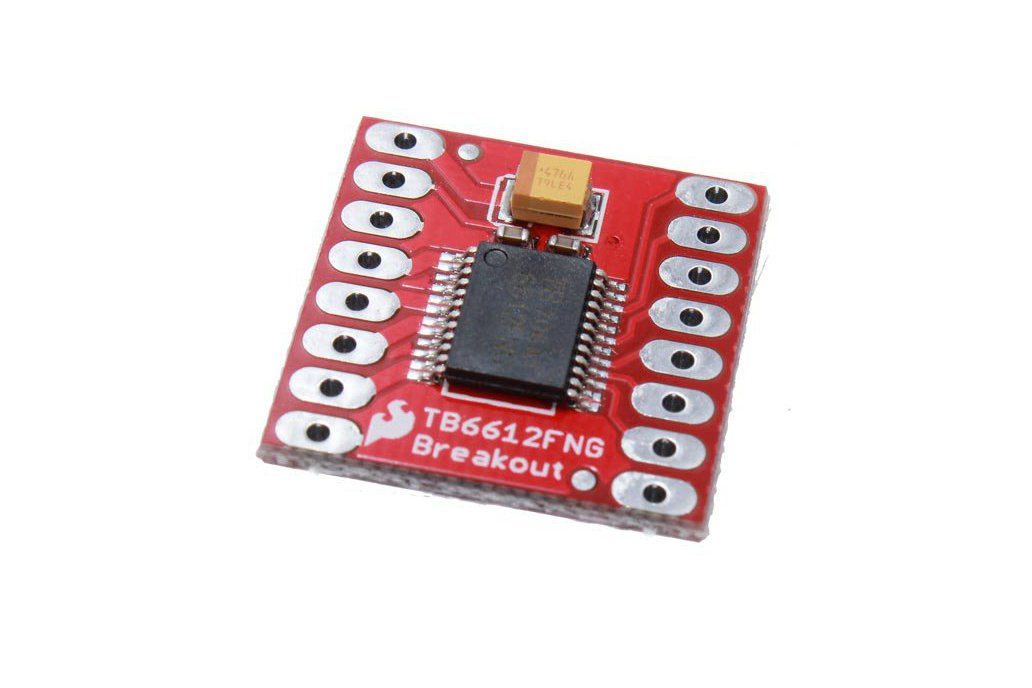 Dual Motor Driver Module 1A TB6612FNG For Arduino Microcontroller 1
