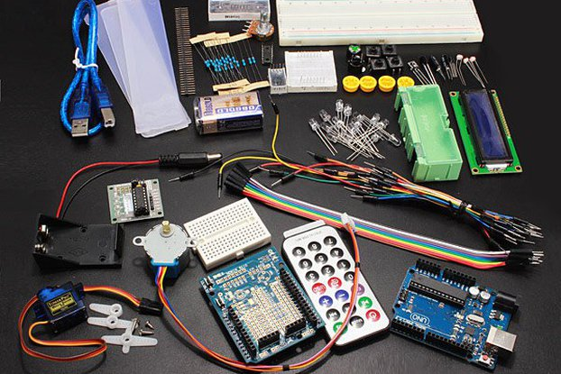 Arduino Compatible UNO R3 Starter Kit Set For Step