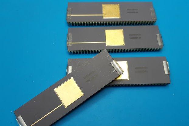 CPU MK68000P-8A MOSTEK NOS Commodore Amiga
