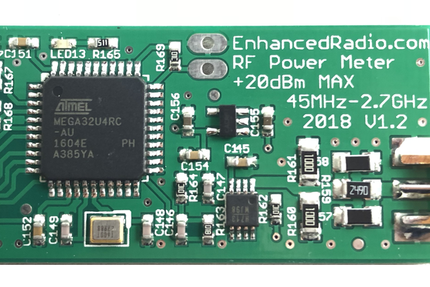 Wideband RF Power Meter