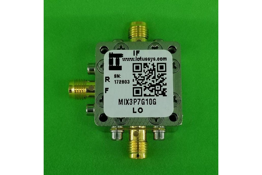 Frequency Mixer 3.7G - 10GHz RF (Passive) 1