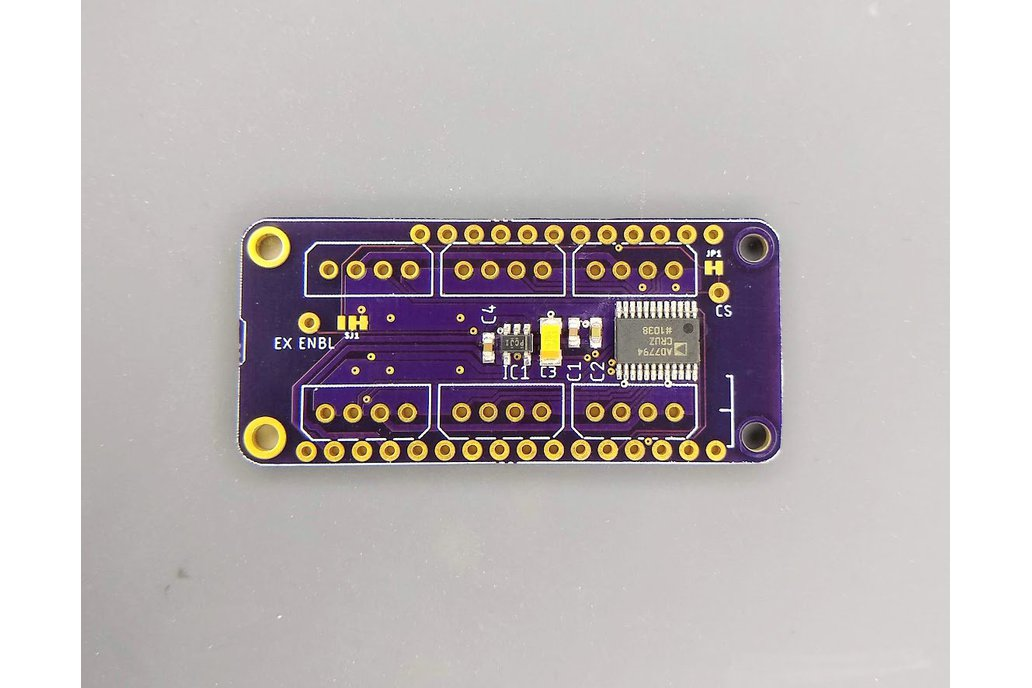 6 Ch 24 bit Full Bridge Sensor FeatherWing 1