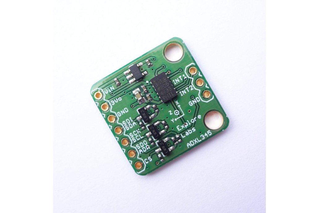 ADXL345 - 3D Accelerometer Breakout Board 5V Ready 1