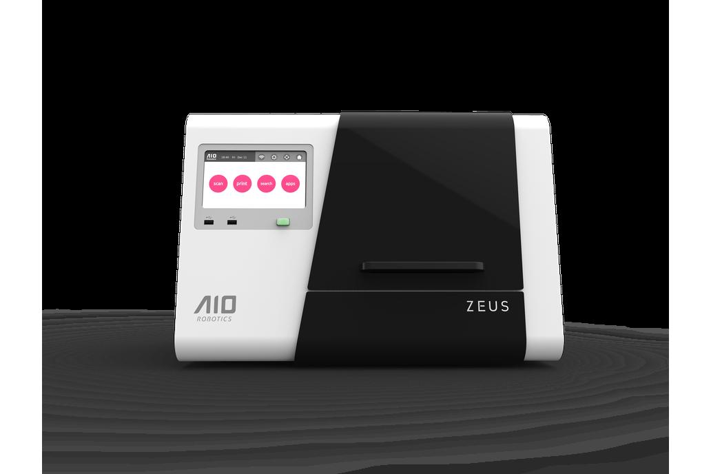 ZEUS 3D Printer/Editor/Scanner 8