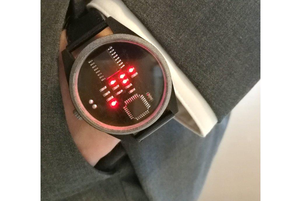 Binary Wrist Watch 1