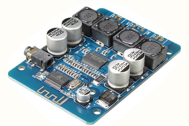 Bluetooth audio Amplifier Board