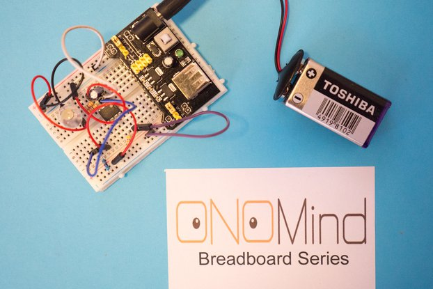Experimental solderless LED kit for Kids