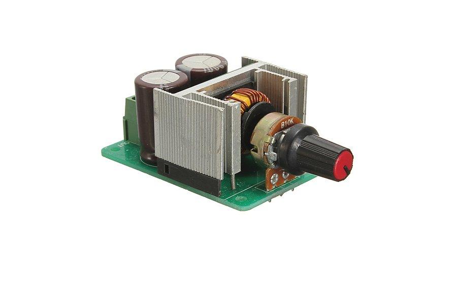 5V-40V PWM DC Motor Speed Controller Variable Regulator Module