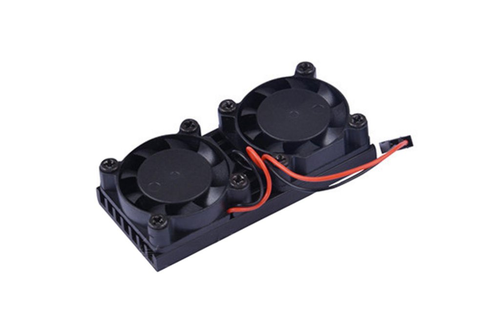 Reroflag Nespi Ultimate Cooling Fan Kit Dual Fans 1
