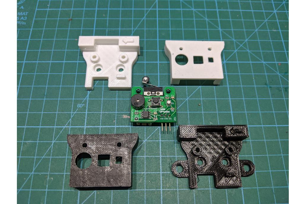 3D Printer Filament Runout Sensor 1